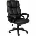 Executive Top Grain Leather Chair