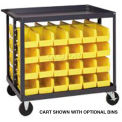 Mobile Bin Cart 4 Rails