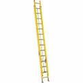 28' Fiberglass Extension Ladder - 250 lb Cap. - FE172-8