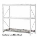 Additional Level 72x36 Steel Deck