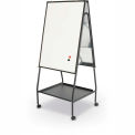 Balt® Wheasel Easel On Wheels - Melamine