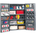 "Easy Assembly 38""W Cabinet With Shelving In Doors And Interiror"