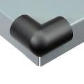 2D Black Protective Corner