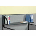 "Hanging Shelf For 48""W Panel - Black"