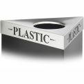 Triangular Lid - Plastic