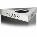 Triangular Lid - Cans