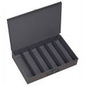 Steel Compartment Box - 6 Vertical Compartments