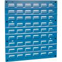 18 x 19 Louver Panel-Blue