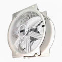 "Vostermans 20"" Mobile Indoor Outdoor Greenhouse Fan T4E5002M81100 1/3 HP 4,765 CFM"