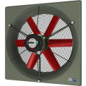"Panel Fan 12"" Diameter Three Phase 240/460v With Grill"