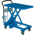 Dandy Lift Mobile Scissor Lift Table 330 Lb. Capacity