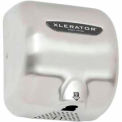 Xlerator® Hand Dryer  - Brush Stainless Steel Cover 220/240V