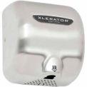Xlerator® Hand Dryer  - Brush Stainless Steel Cover 220/240V