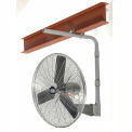"Global Deluxe I-Beam Mount Fan 24"" Diameter"