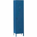 Penco Vanguard Box Over Locker 18x18x72 Ready To Assemble Marine Blue