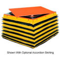 PrestoLifts™ Air Bag Pneumatic Scissor Lift & Turntable AXR10-4848 1000 Lb