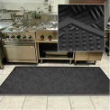 Cushion Station Anti Fatigue Mat 24.5 x 38 Black