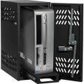 Datum Small Hanging CPU Locker-BLACK