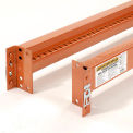 "Pallet Rack Beam 96""Lx4-1/16""H Notched 5030 Lb Cap/Pr"