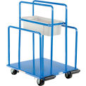 Panel & Sheet Mover Cart with Rollers 2000 Lb. Capacity