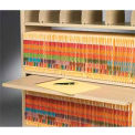 """Reference Shelf 30""""Wx24""""D Shelf With Hardware"""