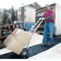 Heattrak® Outdoor Snow & Ice Melting Heated Walkway Mat 4'x 6' 120 Volts