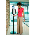 Tc® Hand Sanitizer Floor Stand Station for AutoFoam Dispenser - FG750824