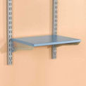 "Storability 15"" Steel Shelf With Lock On Brackets"