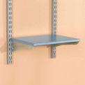 """Storability 15"""" Steel Shelf With Lock On Brackets"""