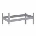 "Additional Shelf Level Boltless 48""W x 24""D - Gray"