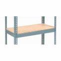 "Additional Shelf Level Boltless Wood Deck 48""W x 18""D"