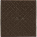 Enviro Plus ECO Entrance Mat Diamondweave 45x236 Brown
