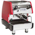 La Pavoni PUB Series Commercial Espresso Machine - Red 1 Group