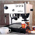 La Pavoni NAPOLITANA Espresso Machine with Built-in Burr Grinder
