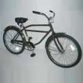 "Industrial Bicycle 300 lb Capacity 17-1/2"" Frame Men Black"