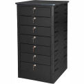 Datum TekStak Laptop Storage Locker 7 Tier Key Lock Laminate Top