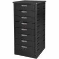 Datum TekStak Laptop Storage Locker 8 Tier Electronic Lock Laminate Top, Series TEKS8-C