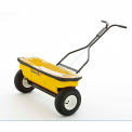 160 Lb. Capacity Walk-Behind Drop Salt Spreader