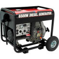 All Power America APG3201 6500W 10 HP Diesel Generator With Electric Start