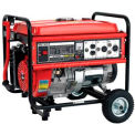 All Power America APG3009C 6000W 13 HP Generator, With Mobility Kit, CARB Approved