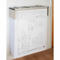 Brookside Design - Drop Lift Wall Rack
