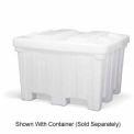 ORBIS Bulkpak CBC4842 Bulk Container Lid Natural 50  x  44