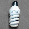 15 Watt Mini CFL Energy Saving Bulb 6400K