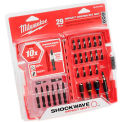 Milwaukee® 48-32-4401 Shockwave Duty™ 29 Piece Impact Drive Bit Set