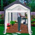 Spring Gardener Greenhouse Gable 6' x 8' x 7'