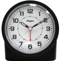 Elgin Quartz Analog Alarm Clock with Auto Sensor Backlight