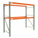 Global Tear Drop Pallet Rack Starter 96 X 36 X 96