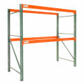 Global Tear Drop Pallet Rack Starter 108 x 42 x 120