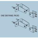 Starter Panel to Wall & Panel to Pilaster Bracket Kit