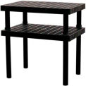 "Plastic Work Bench with Grid Top - 36""W x 24""D x 36""H"